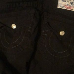 True Religion Jeans - Black Denim